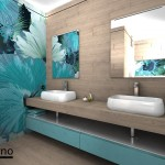shower-'wooden'-tile-+-wallpaper-(2)