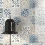 frame dekor patchwork
