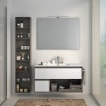 Moove10-шкаф за баня