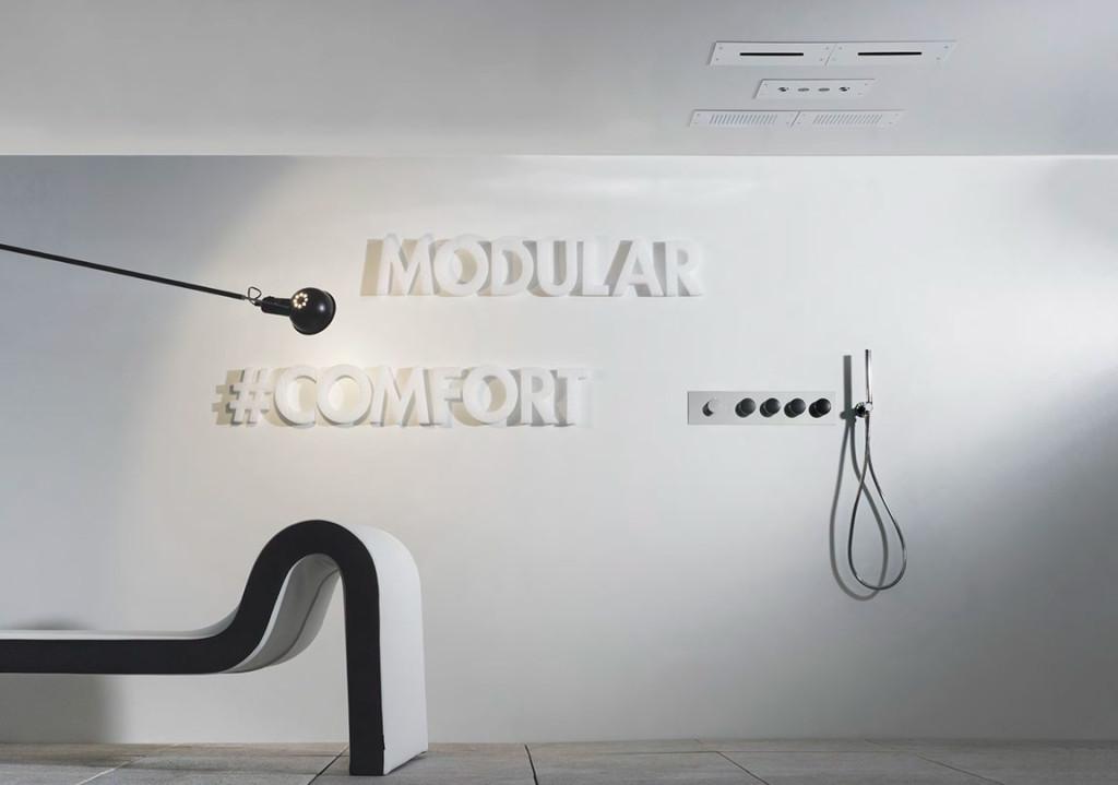 модулна система душ-пити