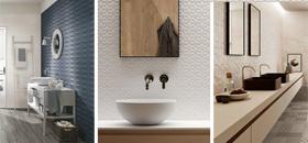Топ 10 промо цени на плочки за баня: средни по размер помещения